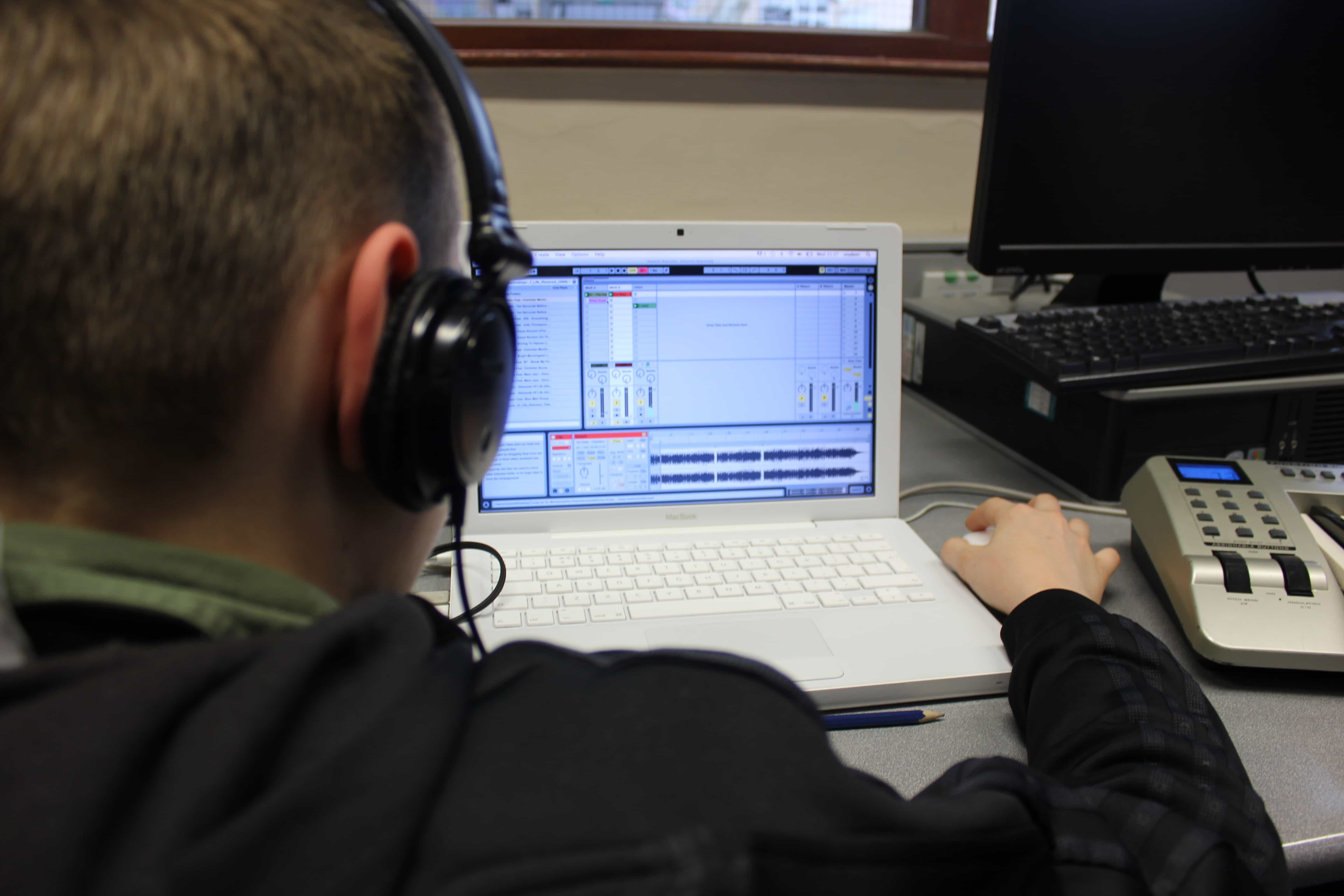 Ashton Centre – Music Production