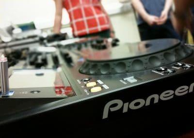 Princes Trust – DJing